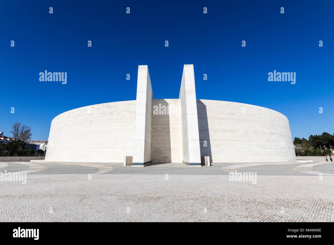 Church Holy Trinity Fatima Portugal Stock Photos Amp Church Holy Trinity Fatima Portugal Stock