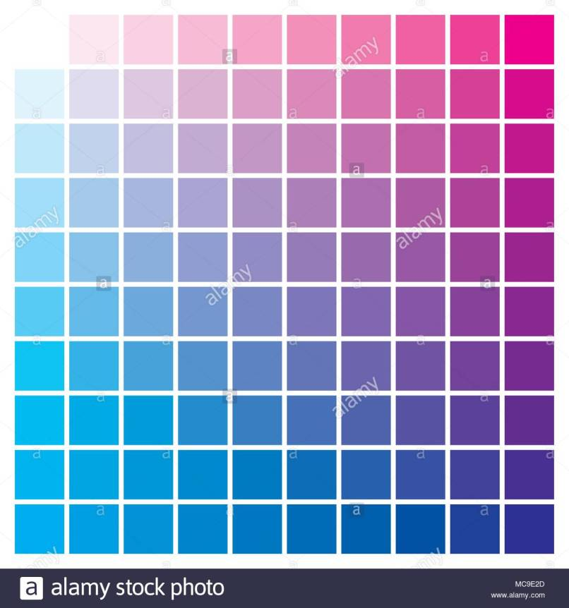 Cmyk Color Swatches For Printing Vivostar