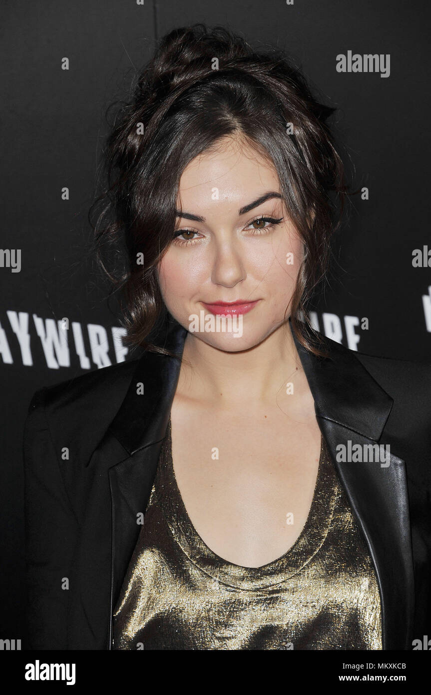 Sasha Grey At The Haywire Premiere At The Dga Theatre In Los Angeles Sasha Grey 60 Red Carpet Event Vertical Usa Film Industry Celebrities Photography