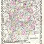 English A Beautiful 1855 First Edition Example Of Colton S Map Of Mississippi Covers The Entire State