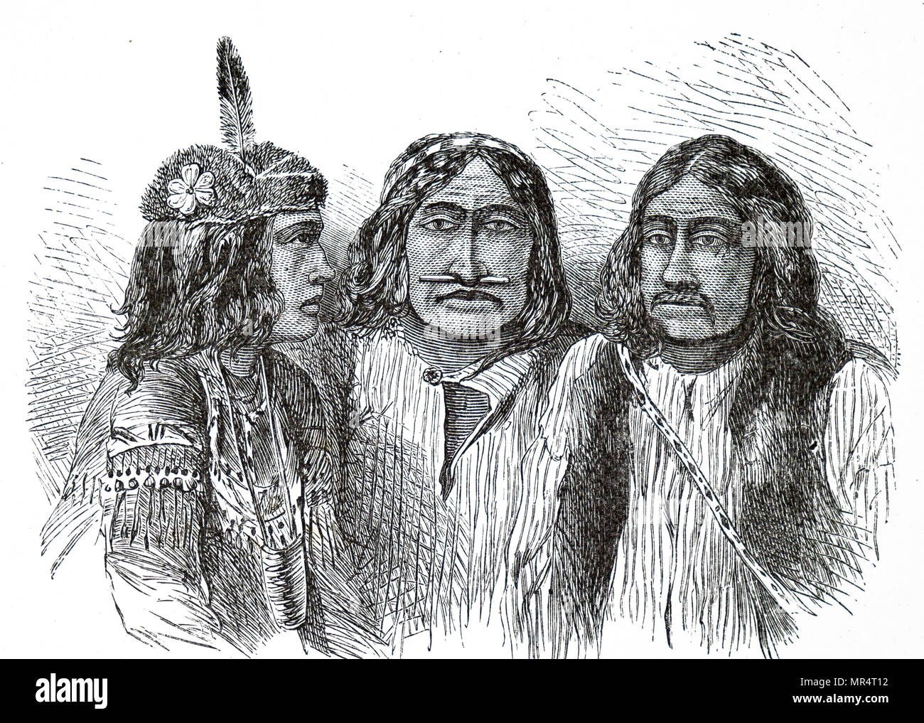 Athabaskan People Stock Photos & Athabaskan People Stock