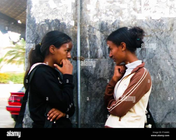 eritrean woman stock photos & eritrean woman stock images