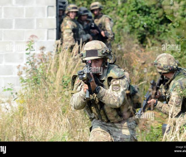 Montenegro Armed Forces Conduct Deliberate Attack Drills Sept 14 2016 As Part Of Exercise Immediate Response 16 Held At The Croatian Armed Forces