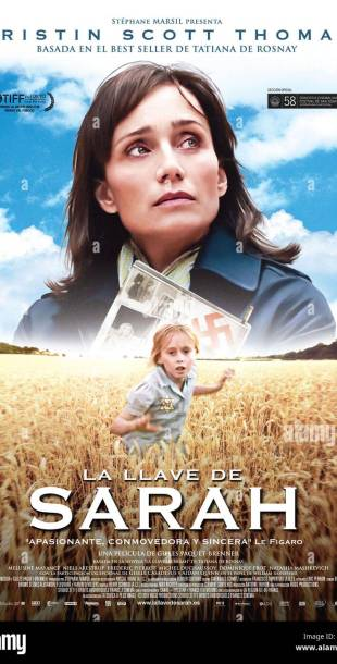 Original Film Title: ELLE S'APPELAIT SARAH. English Title: HER NAME WAS SARAH. Film Director: GILLES PAQUET-BRENNER. Year: 2010. Credit: HUGO PRODUCTIONS / Album Stock Photo - Alamy