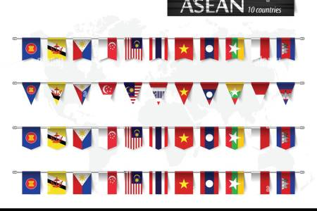 asia countries and flags asia 4k pictures 4k pictures full hq