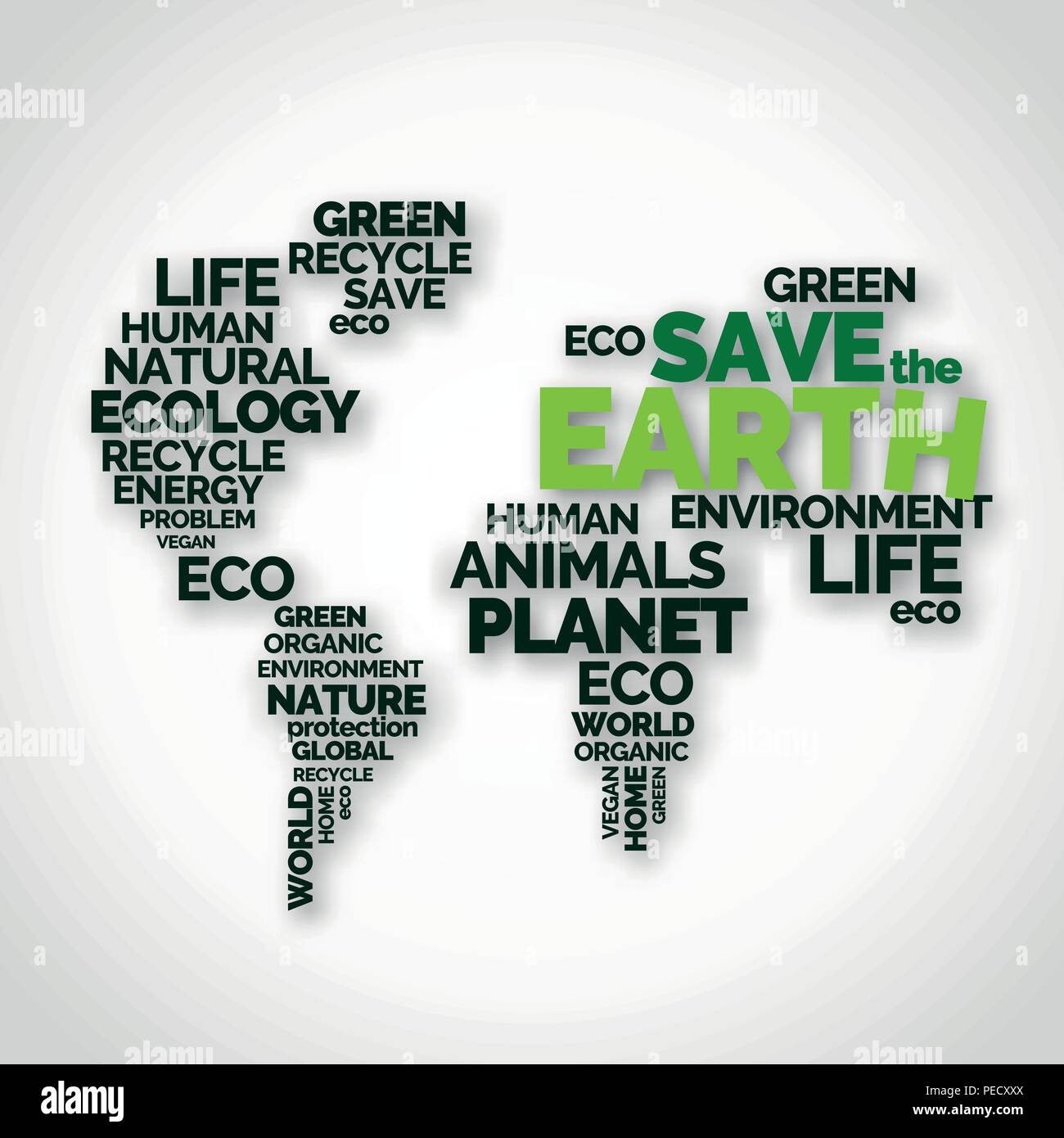 Save Nature Poster High Resolution Stock Photography And Images Alamy