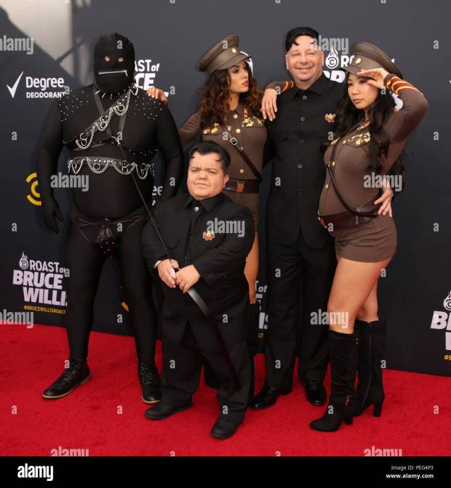 Celebrities Attend Comedy Central Roast Of Bruce Willis At The Hollywood Palladium Featuring Jeff