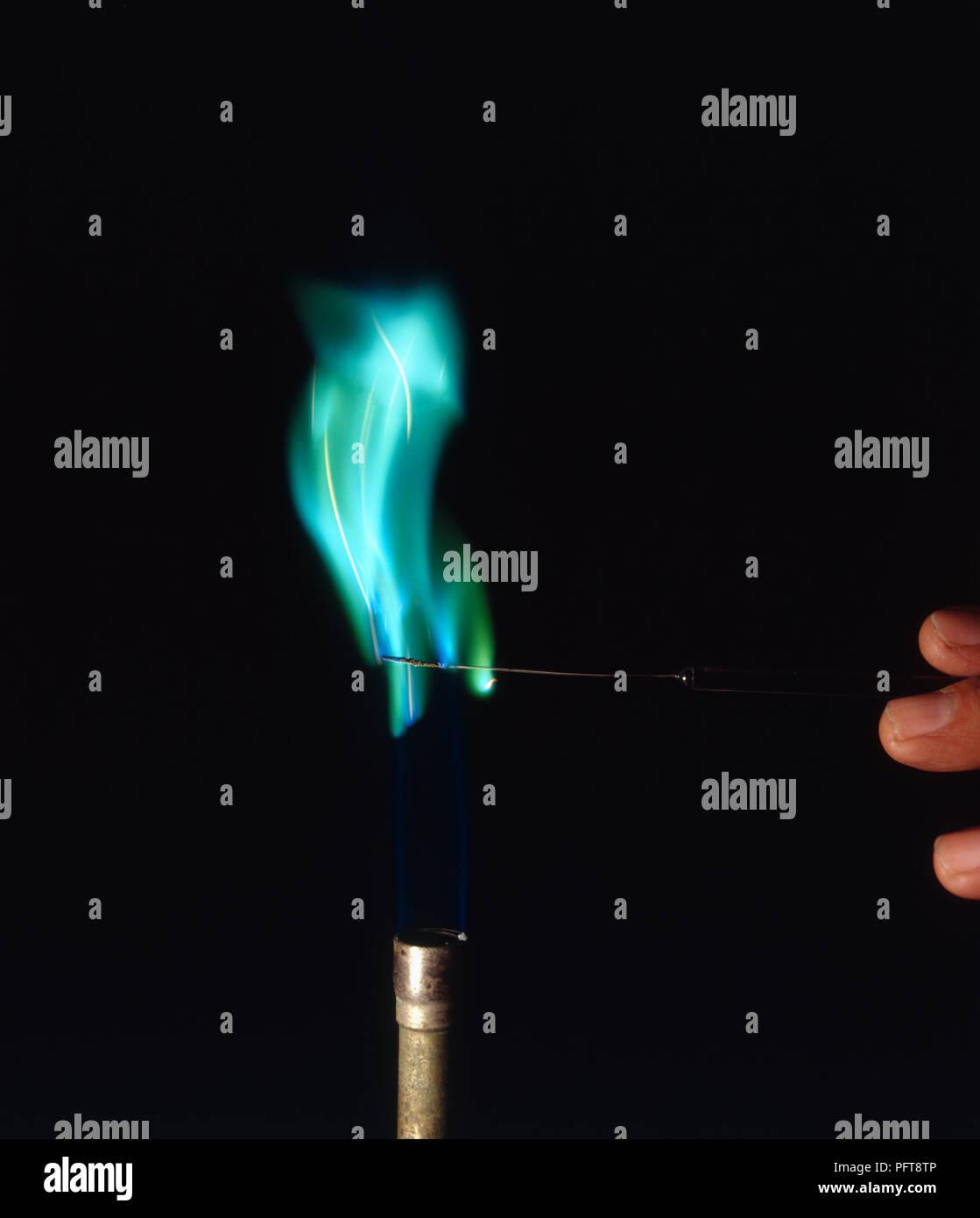 Bunsen Burner Flame Experiment Stock Photos Amp Bunsen Burner Flame Experiment Stock Images