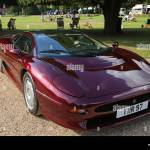 Jaguar Xj220 High Resolution Stock Photography And Images Alamy