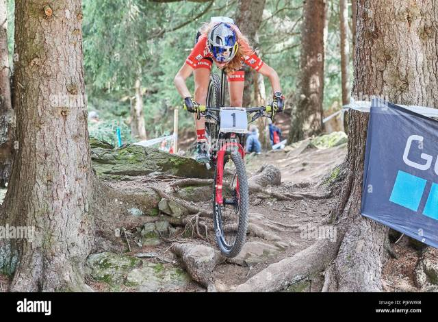 Uci Mountain Bike Cross Country World Championships Stock ...