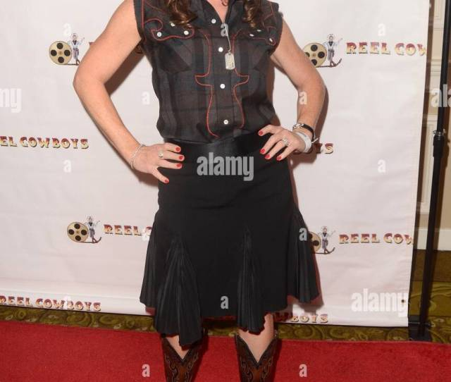 Kira Reed Lorsch At Arrivals For St Annual Silver Spur Awards The Sportsmens Lodge