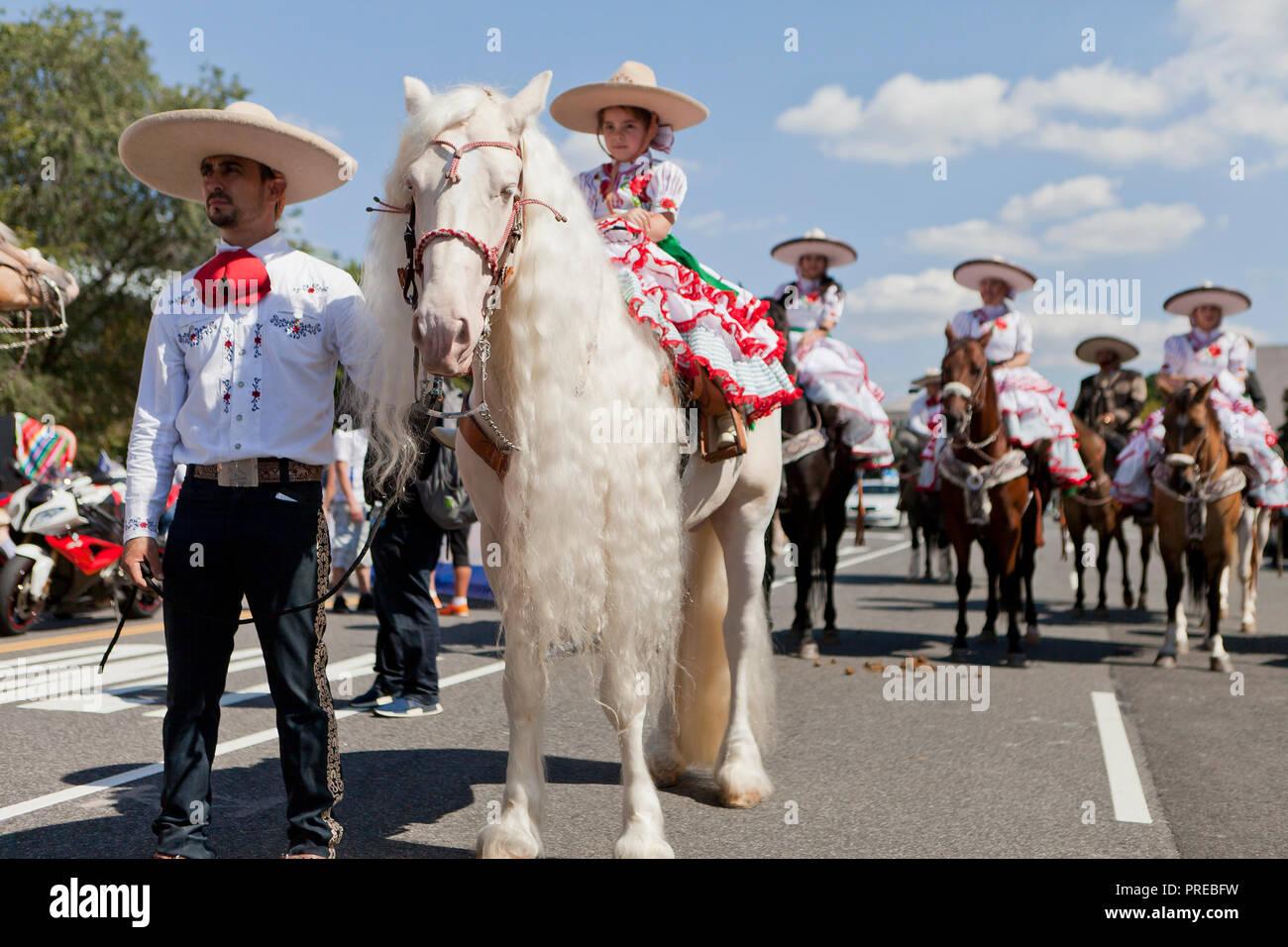 Female Rancher Hispanic