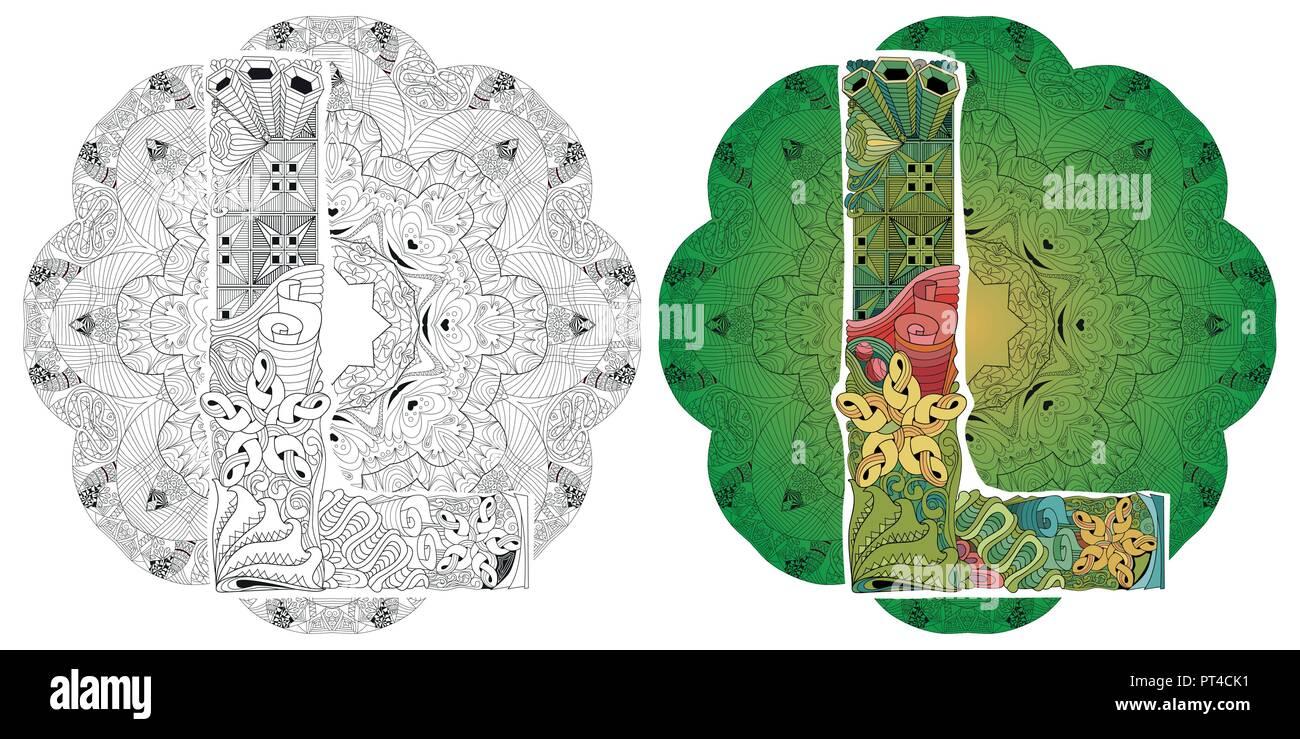 L Doodle Art Stock Photos L Doodle Art Stock Images Alamy