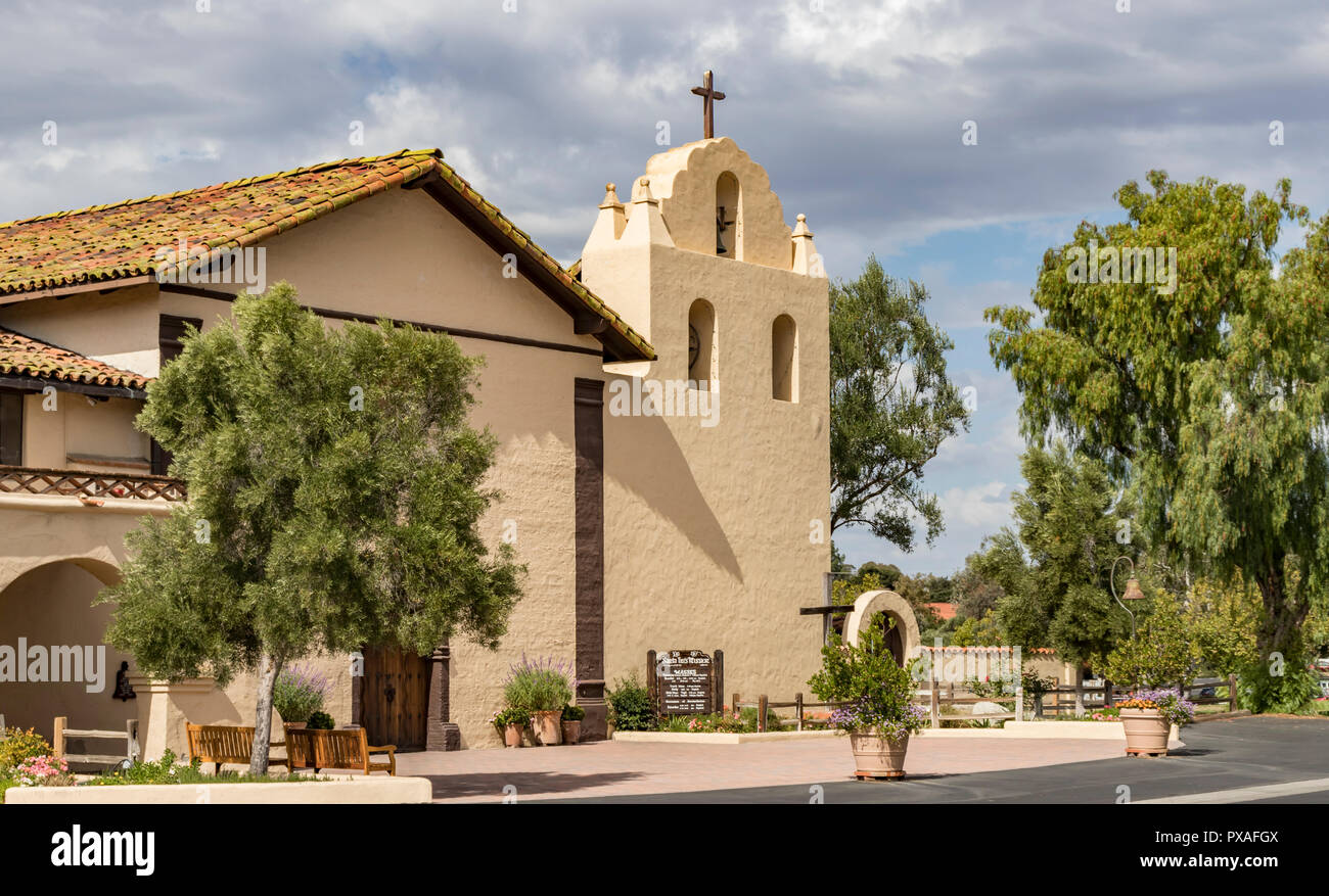 Old Mission Santa Ines Stock Photos Amp Old Mission Santa Ines Stock Images