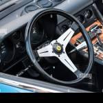 Retro Ferrari Steering Wheel Stock Photo Alamy