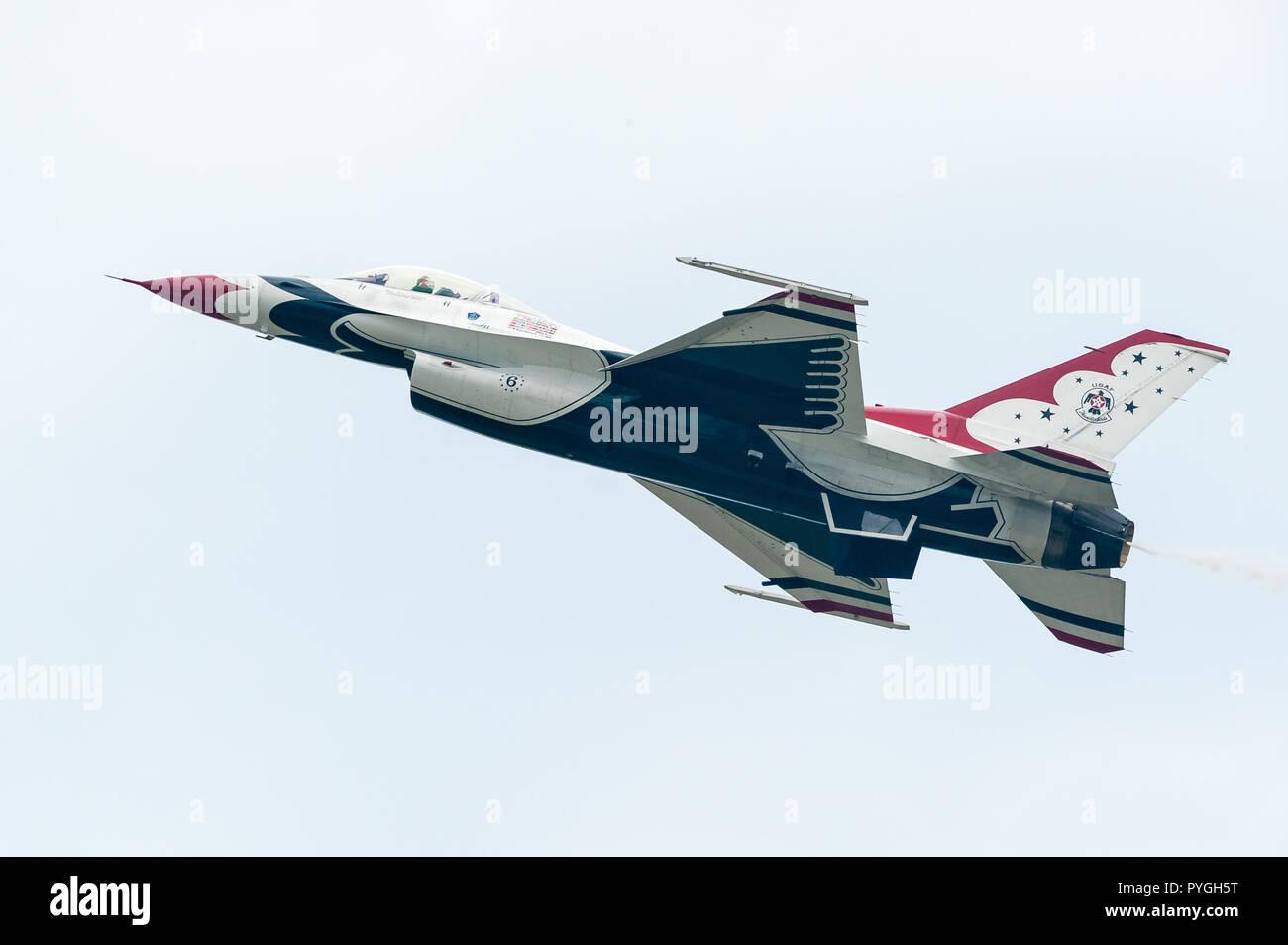 Base Lakenheath Air Force Logo