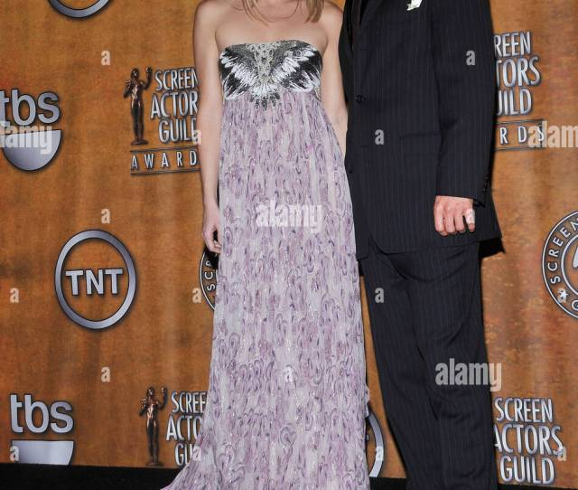 Kate Hudson And Matthew Mcconaughey Backstage At The Sag Awards 2008 At The Shrine Auditorium In