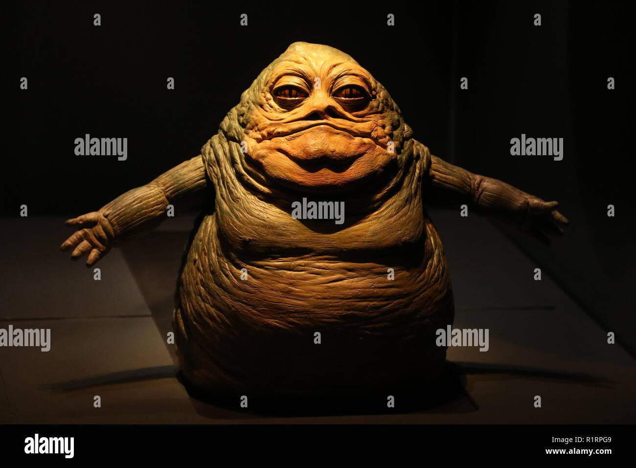 Jabba The Hutt Stock Photos Amp Jabba The Hutt Stock Images