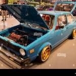 Essen Germany 30th Nov 2018 Volkswagen Golf On Display At The Essen Motor Show Preview Day