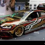 Volk Wagon Volkswagen Golf Gti 2018 Tuning