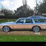1986 Chevrolet Caprice Woody Station Wagon Wood Trimmed American Family Estate Car Stock Photo Alamy
