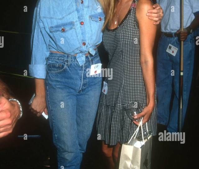Hollywood Ca June 19 Actress Julie Mccullough And Actress Ami Dolenz Attend The
