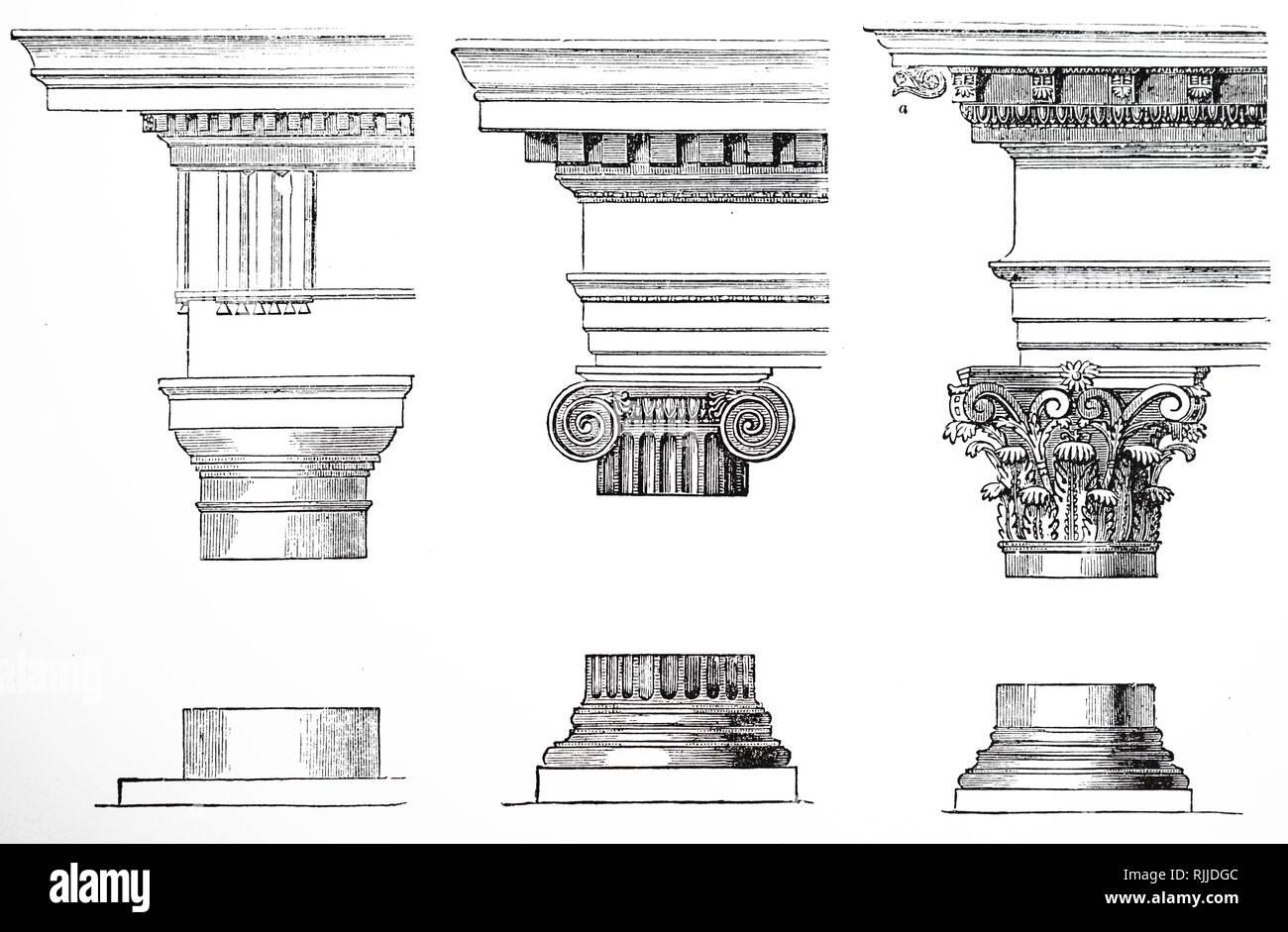 Greek Architecture Illustration Stock Photos Amp Greek