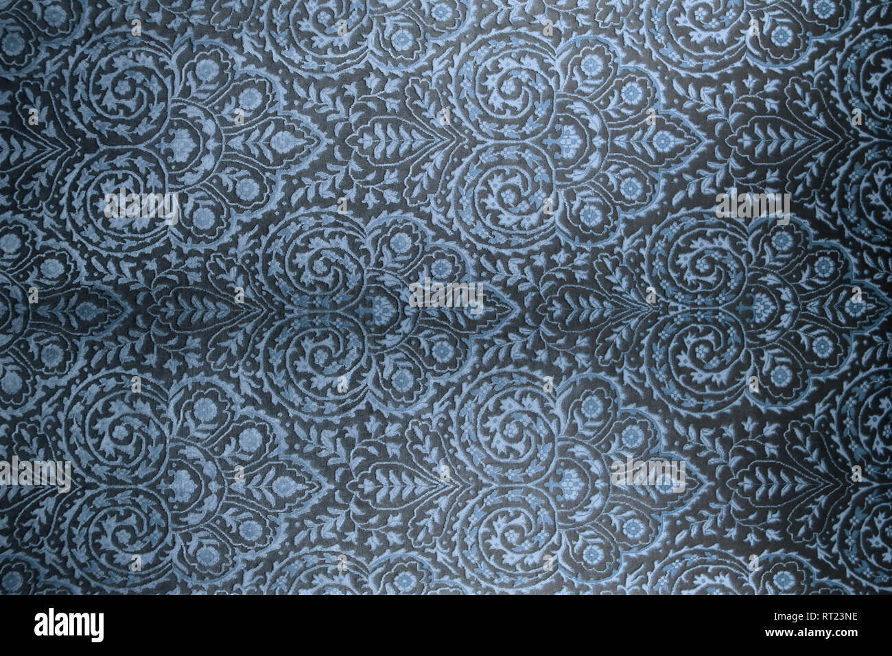 Beautiful Textile Rug Decor Backdrop Turkish Oriental