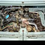 Warsaw Poland September 17 2018 Engine Of Fiat 126 Car Exhibited In Museum Of Technology Stock Photo Alamy
