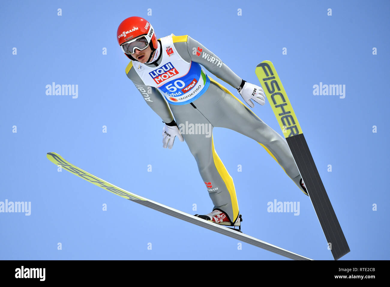 Germany Leave Freitag Out For Four Hills Second Stage