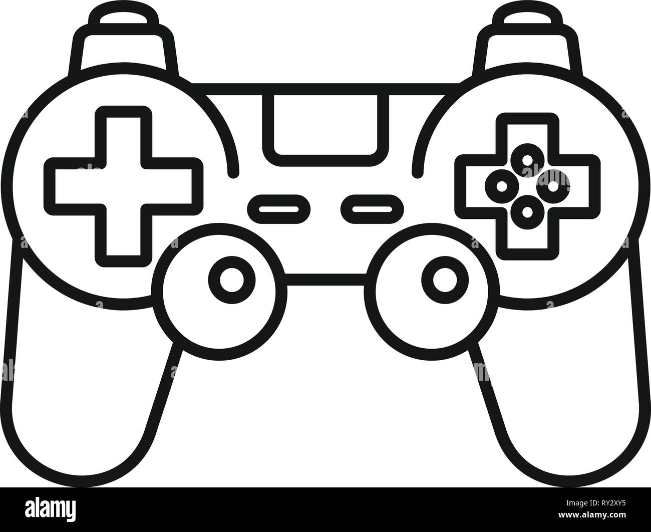 Xbox Controller Stock Vector Images