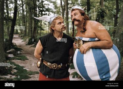 gerard depardieu obelix high resolution stock photography and images alamy