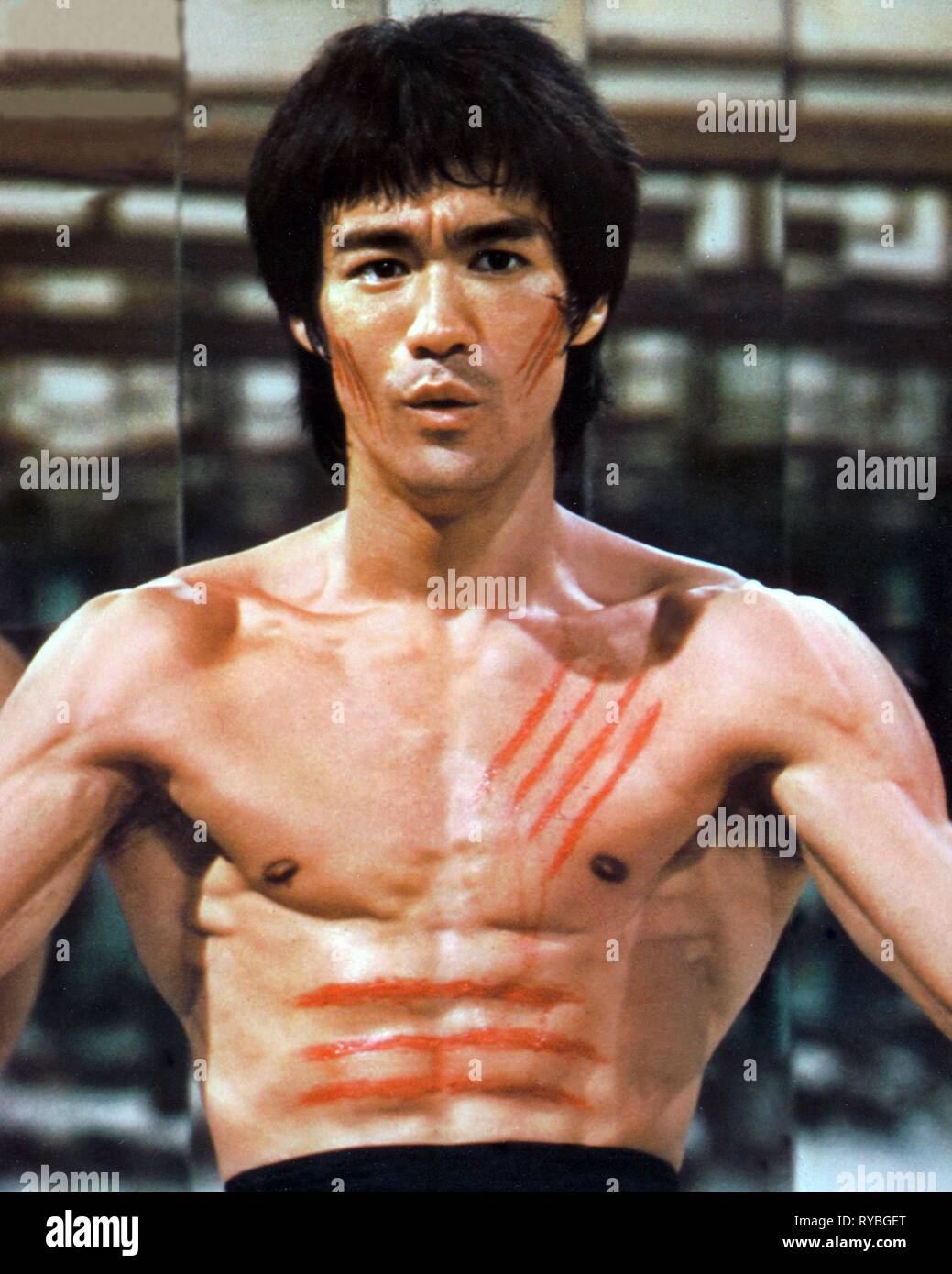 Bruce Lee High Resolution Stock Photography And Images Alamy