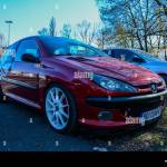Peugeot 206 High Resolution Stock Photography And Images Alamy