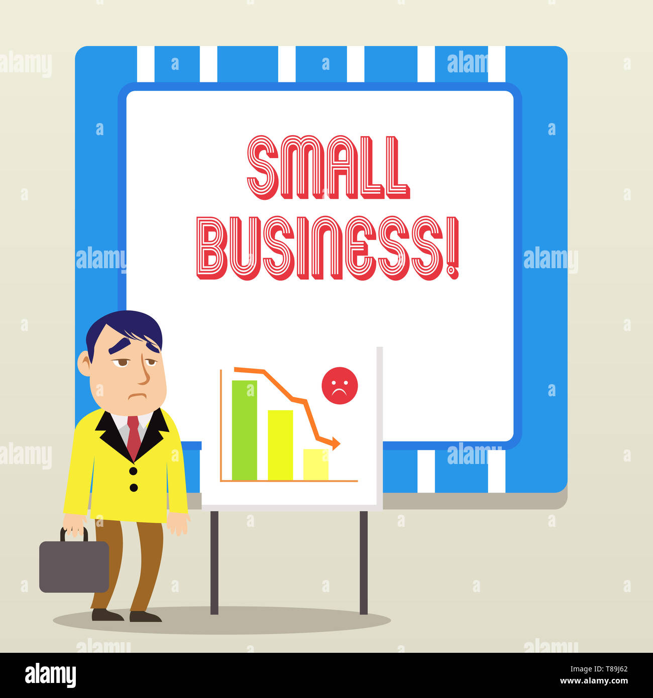 Word Writing Text Small Business Business Photo