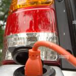 A Plug Is Seen Connected Into A Ford Escape Plug In Hybrid Suv At A Demonstration On New Energy Technologies Aimed At Improving Americas Energy Efficiency On Capitol Hill In Washington On June