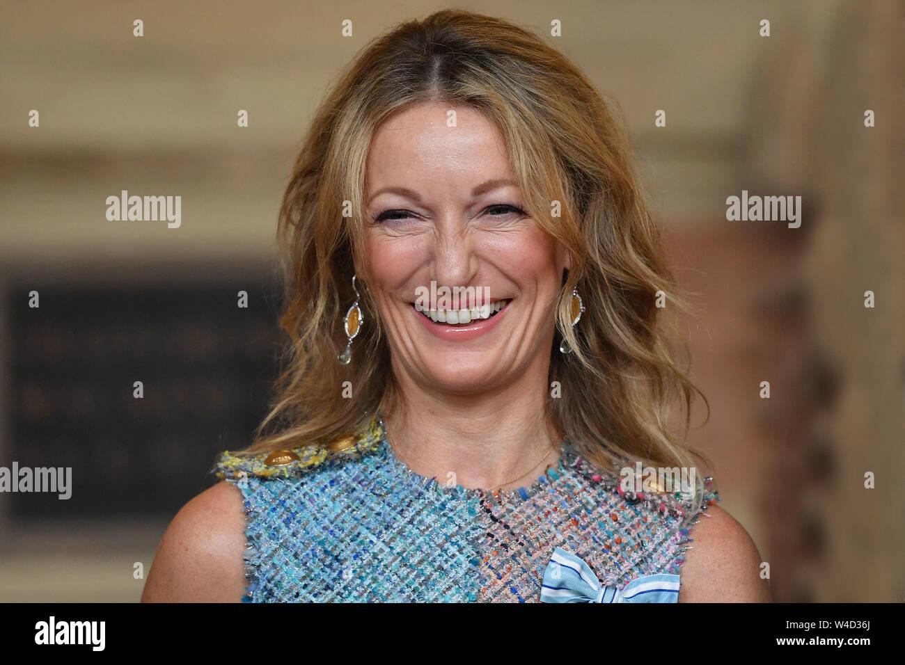 Munich Deutschland 22nd July 2019 Monika Gruber Comedian Single Image Single Motif Portrait Portrait Portraits Presentation