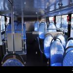 Interior View Of An Artificial Intelligence Double Decker Sightseeing Bus Developed By Beijing Based Tech Giant Baidu And Shanghai New Heights Travel Stock Photo Alamy