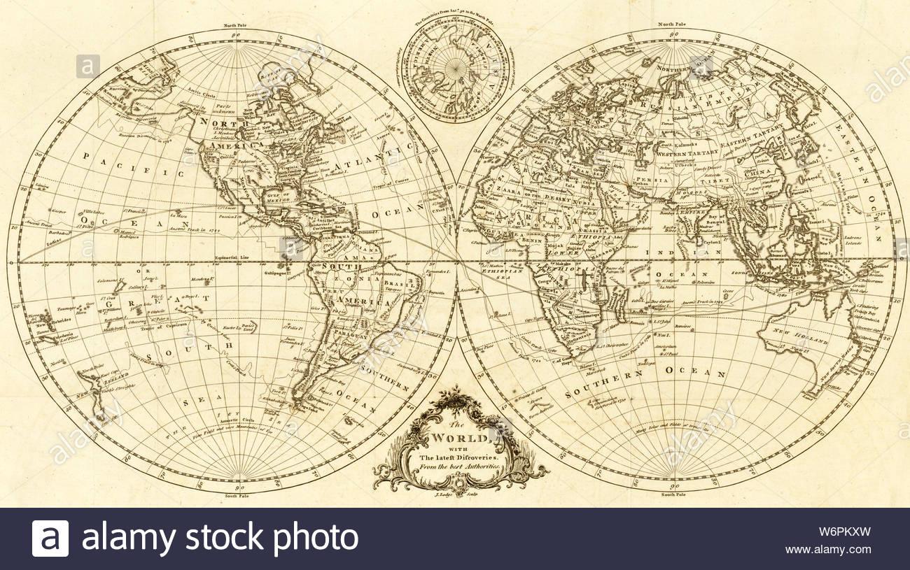 https www alamy com digital old world map printable download vintage world map printable map large world map high resolution world map poster image262342049 html