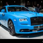 Geneva Switzerland March 6 2019 Rolls Royce Wraith Coupe 6 6 Luxury Car Showcased At The 89th Geneva International Motor Show Stock Photo Alamy