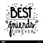 Best Friends Forever High Resolution Stock Photography And Images Alamy