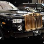 Rolls Royce Limousine High Resolution Stock Photography And Images Alamy