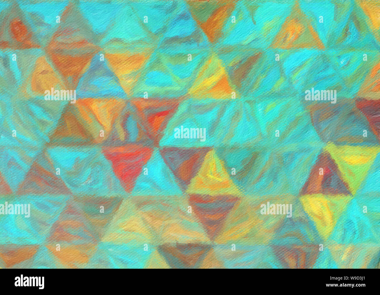 Abstract Interior Wall Art Print For Decorate Everything