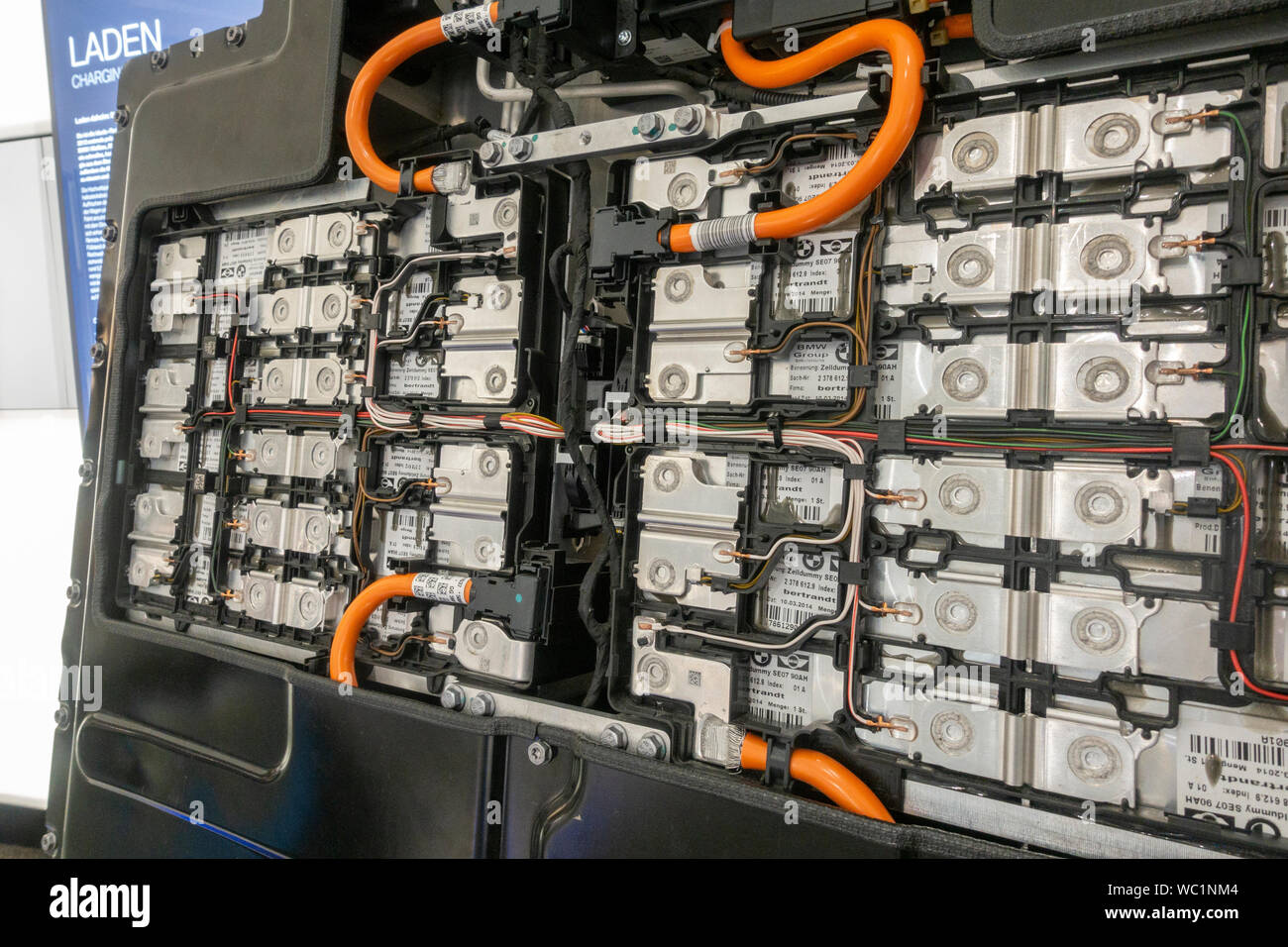 Electric Car Battery High Resolution Stock Photography And Images