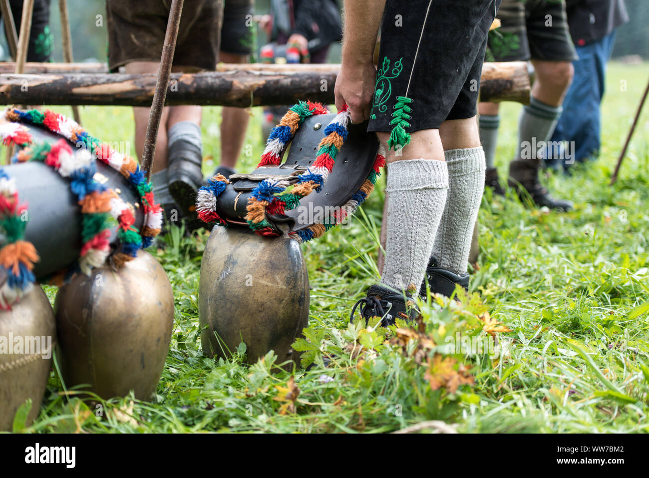 Lederhose High Resolution Stock Photography And Images Alamy