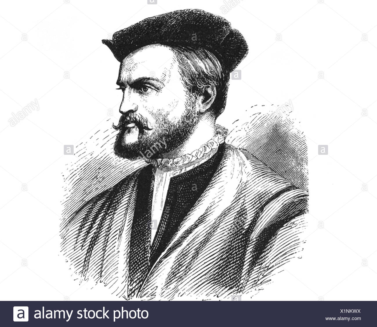 French Explorer 16th Century Stock Photos Amp French