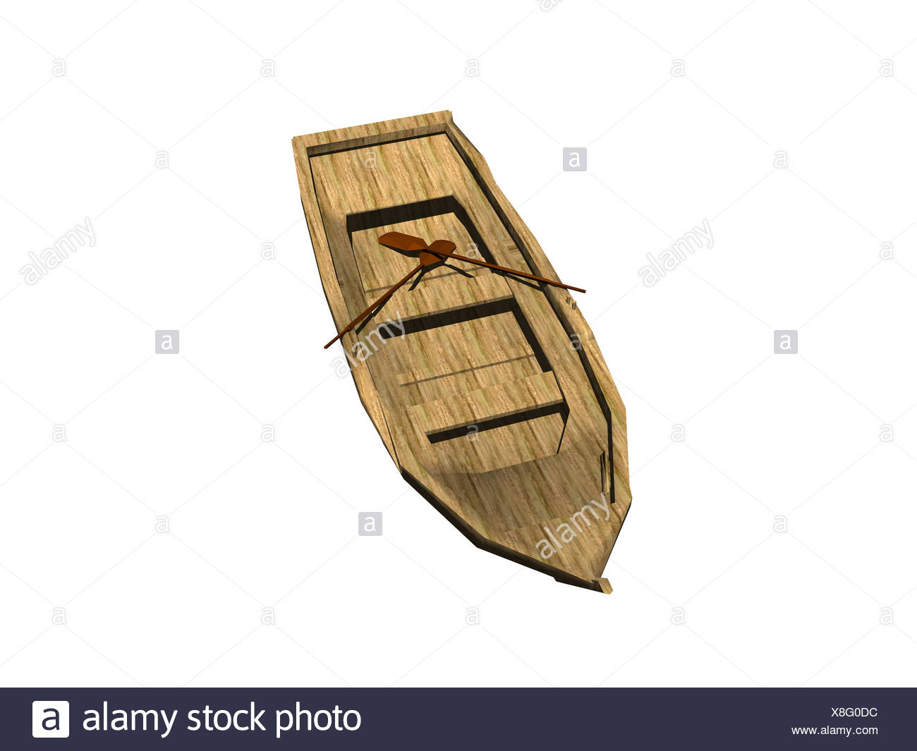 Rowboat Cut Out Stock Images Amp Pictures