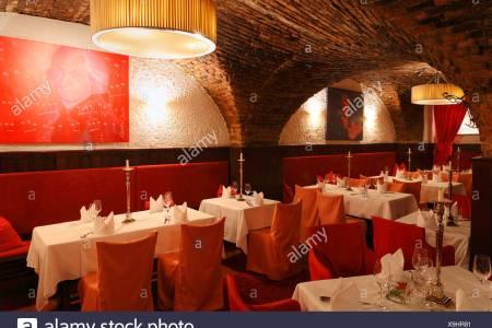 Esszimmer Restaurant Nraudio Club