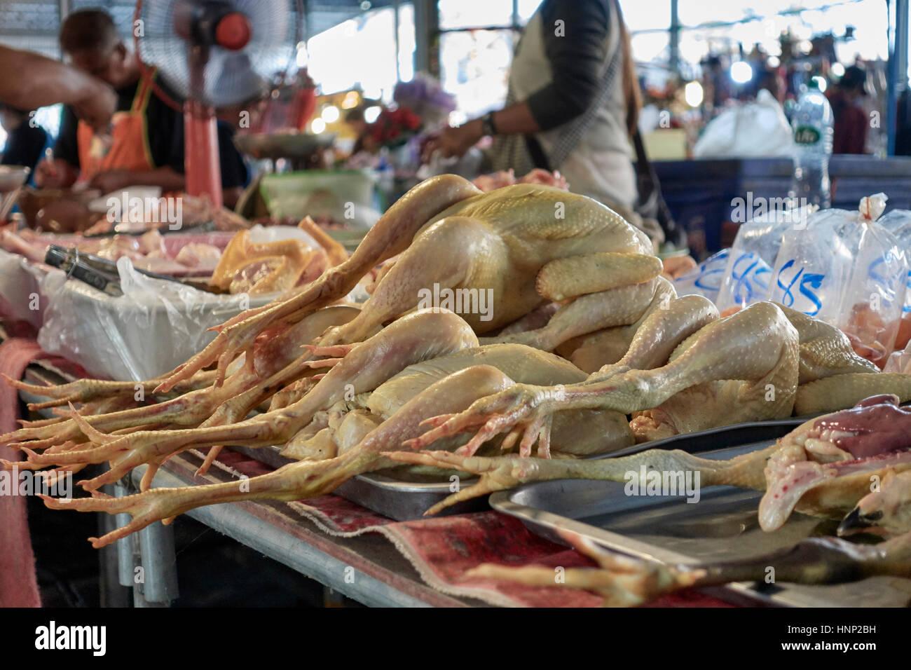 Fresh Market Chicken Sale