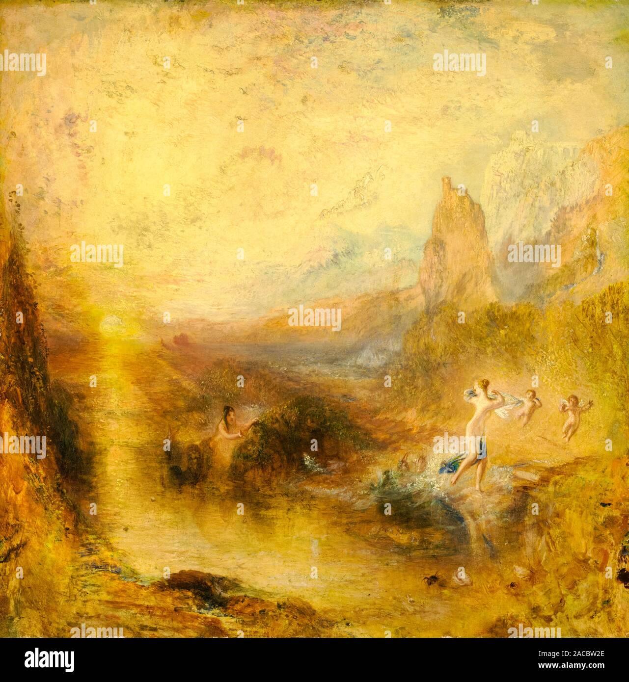 Ein Werk Und Seine Geschichte William Turner Frieden Geo